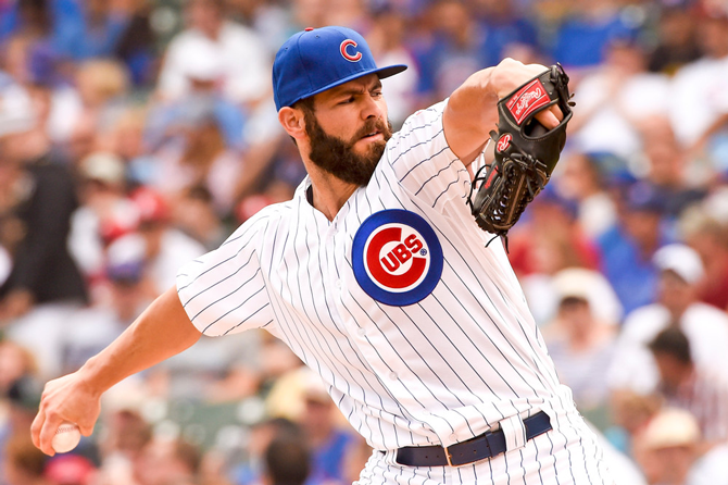 Jake Arrieta pitching mechanics