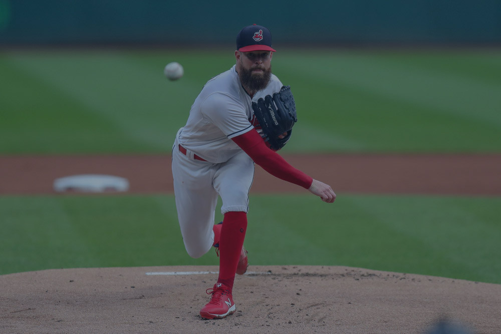 Corey Kluber pitching mechanics