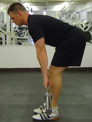 Pitchers workout Deadlift exercise image