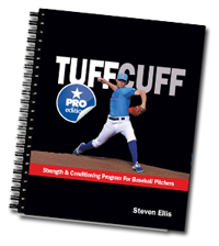 Pitching workout program